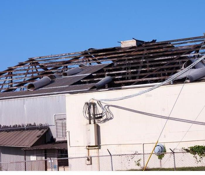 Storm Damage Tips for Maintaining the Roof on Your Commercial Building