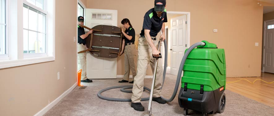 Clear Lake, TX residential restoration cleaning